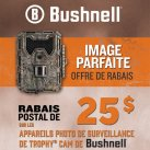 Promotion Bushnell