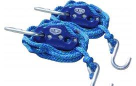 Tie Boss Cliquets, corde et crochets