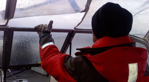 Naviguer l'automne demande plus de précautions