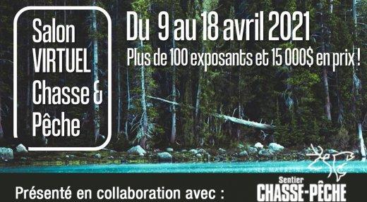 Salon Virtuel Chasse & Pêche 2021