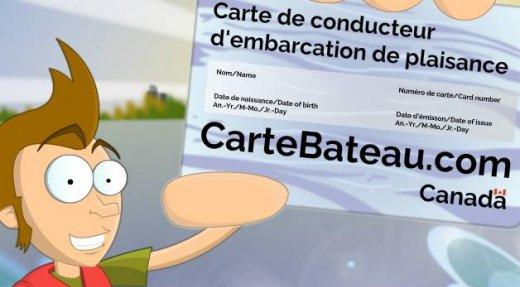 Obtenez votre permis de bateau en ligne aujourd'hui!