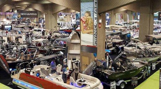 Salon du bateau et des sports nautiques de Montréal