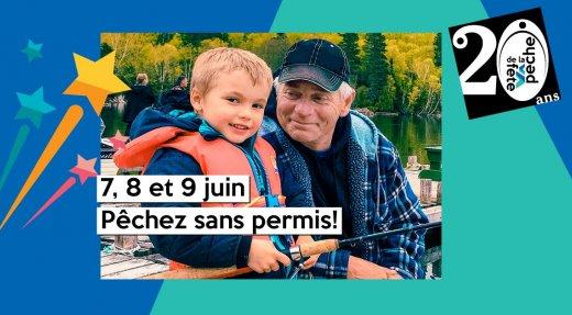 Fête de la pêche 2019
