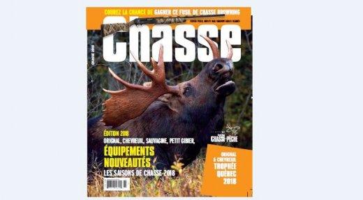 Procurez-vous l'Annuel de chasse 2018