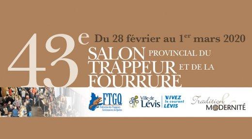 Salon Provincial du Trappeur et de la Fourrure