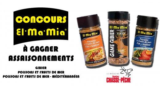 DERNIÈRE CHANCE - CONCOURS El Ma Mia