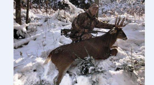 Des chasseurs appliquent le RTLB