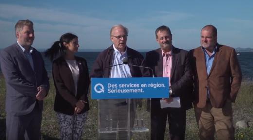 Parti Québécois: les promesses dans le domaine la faune.