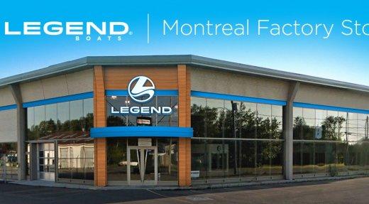 Legend ouvre ses portes cet été à Montréal.