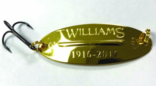 GRATUIT- Recevez une cuillère Williams plaqué d'or 24 carat en vous abonnant pour 1 an