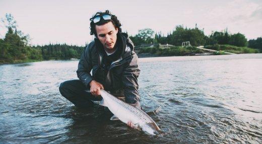 Réglementation de la pêche du saumon atlantique dans les rivières du Nord-du-Québec