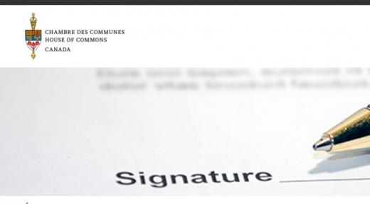 La plus importante pétition de l'histoire!!