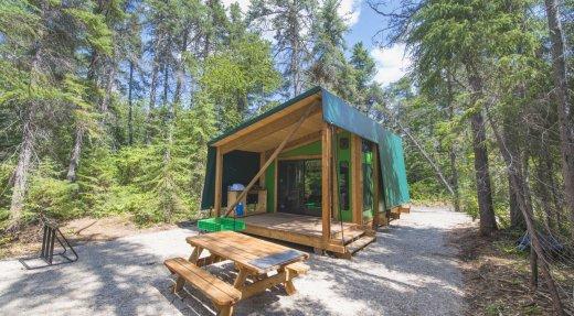SEPAQ Nouveautés camping