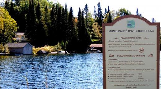Plusieurs municipalités des Laurentides s'unissent contre l'Association des Pêcheurs Sportifs du Québec.