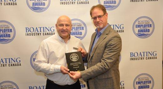 Bateaux Princecraft remporte le prix Employeur de choix pour la troisième année consécutive