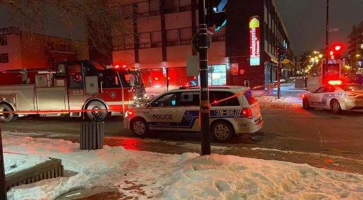 Fusillades à Montréal: armes à faux