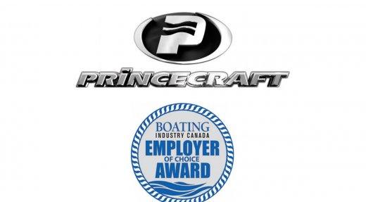 Bateaux Princecraft® remporte le prix Employeur de choix pour la quatrième année consécutive