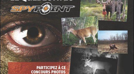 Participez au concours Spypoint