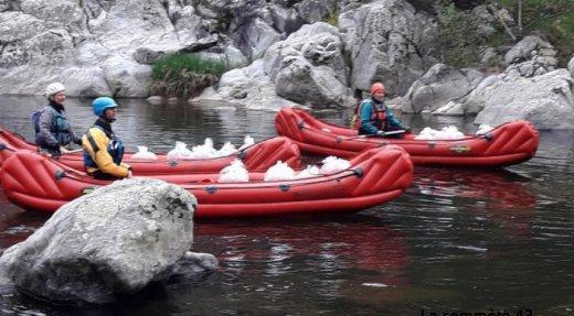 56 000 bébés saumons déversés dans l'Allier pour repeupler la rivière