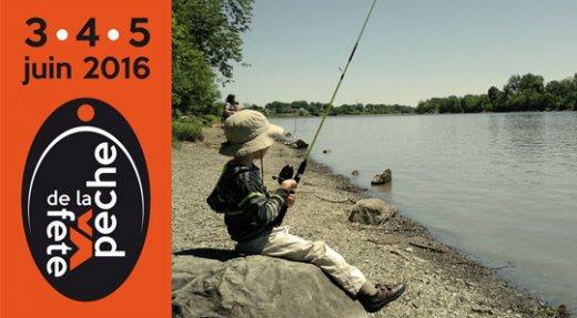 N'oubliez pas, la Fête de la pêche, c'est en fin de semaine!