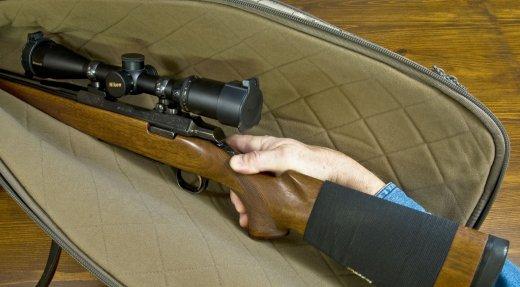 Petit guide d'entretien de base d'arme à feu