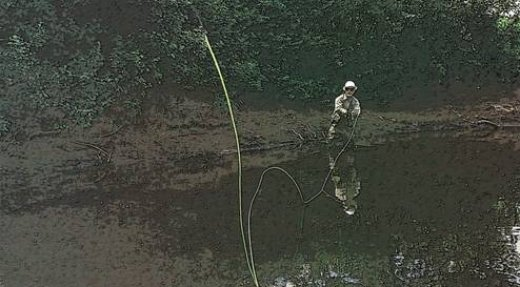 Le Lancer à la mouche en image