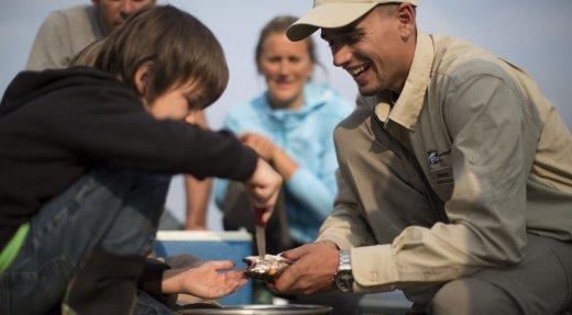 DEP en Protection et exploitation de territoires fauniques: Un partenariat gagnant pour les stages