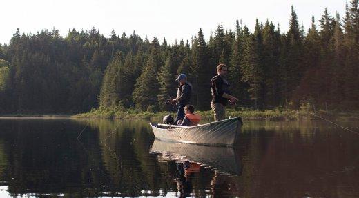 30 % de rabais sur votre journée de pêche