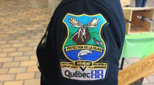 Agent de la faune, une espèce peu prisée par Québec