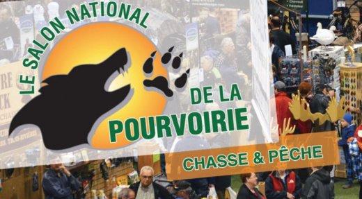 Profitez de votre visite au Salon national de la pourvoirie de Montréal pour venir au kiosque de Sentier CHASSE-PÊCHE