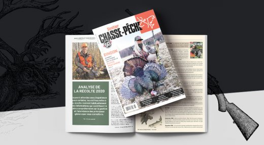 Magazine du mois d'avril disponible