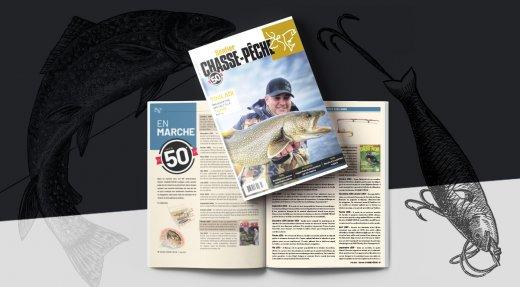 Votre magazine Sentier CHASSE-PÊCHE de mai est disponible!