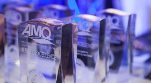 L'industrie nautique récompensée au Gala 2018 de l'AMQ