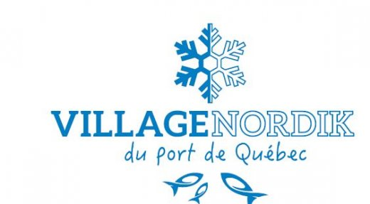 Pour une 3e année, le Village Nordik du Port de Québec : une destination relâche !